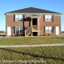 Rental info for 109 Stockton Court #A in the Radcliff area