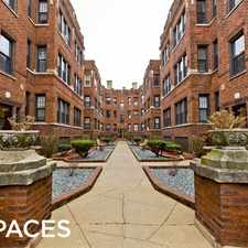 Rental info for Spaces Real Estate in the Ravenswood area