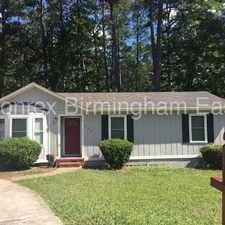 Rental info for Beautiful Layout in the Birmingham area