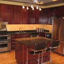 Rental info for 1341 North Western Avenue #3rd/top fl in the Wicker Park area