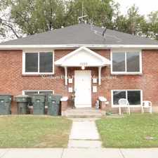 Rental info for 3225 Kiesel Ave in the Ogden area
