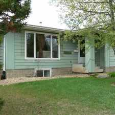 Rental info for Your Bright Spacious Home is ready for you! in the Homesteader area