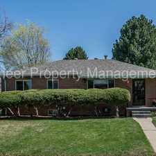 Rental info for Great Remodeled Home in Harvey Park in the Harvey Park area