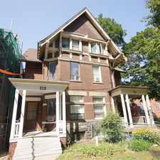 Rental info for 32 Howard ST #Upper in the Cabbagetown-South St.James Town area