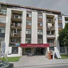 Rental info for 11001 Lacordaire #3½ in the Montreal-Nord area
