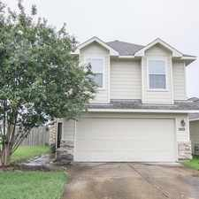 Rental info for 10938 Windfern Lakes Street in the Houston area