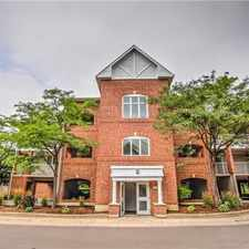 Rental info for 103 Bristol Road East #210 in the Brampton area