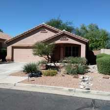 Rental info for McDowell Mountain Ranch 3 Bedroom Home