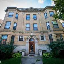 Rental info for 2145 W Concord Pl in the Bucktown area