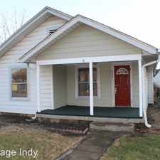 Rental info for 4305 E 16th Street in the Indianapolis area