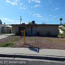 Rental info for 5085 Sun Valley Dr in the Henderson area
