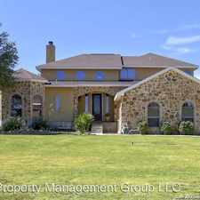 Rental info for 2033 Comal Springs in the 78133 area
