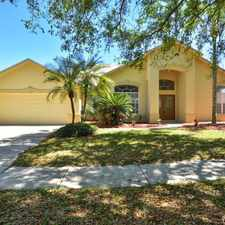 Rental info for 3524 AUTUMN GLEN DR in the Valrico area