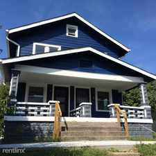 Rental info for 1156 S State Ave in the Fountain Square area