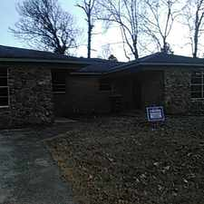 Rental info for 5607 Valley Drive in the Little Rock area