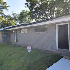 Rental info for 2033 3rd Street in the Lake Charles area