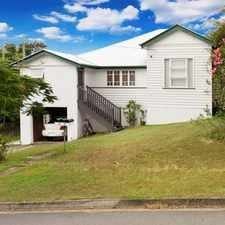 Rental info for Wilston - Cute Timber Flat in the Brisbane area