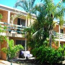 Rental info for TOWNHOUSE CLOSE TO BEACH in the Hervey Bay area