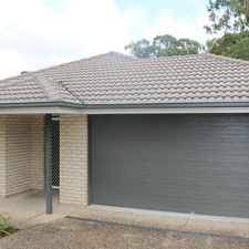 Rental info for Neat and tidy family home. in the Brassall area