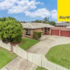 Rental info for 664 M2 BLOCK, DRIVE THROUGH ACCESS, LAWN MAINTENANCE INCLUDED! in the Rothwell area