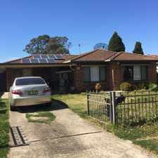 Rental info for Excellent Singe Level Residence IN Hassall Grove in the Hassall Grove area