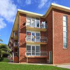 Rental info for Renovated 1 Bedroom Apartment in the Wollongong area