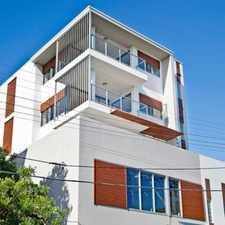 Rental info for Stylish Near New New York Style Apartment in the Cremorne area