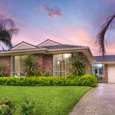 Rental info for Neat and Tidy 3 Bedroom Family Home in the Flinders area