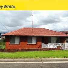 Rental info for Spacious 3 Bedroom Unit in the Wollongong area
