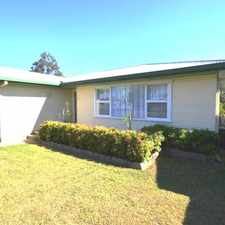 Rental info for INSPECTION - MON 18 SEPT 1.20PM - 1.30PM in the Coffs Harbour area