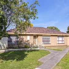 Rental info for Charmingly Exquisite Family Home in the Epping area