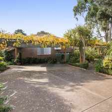 Rental info for Perfect location and family home in the Melbourne area