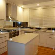 Rental info for Central - Renovated Classic in the Wagga Wagga area