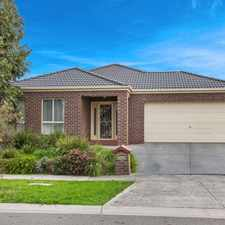 Rental info for Stunning Family Home in the South Morang area