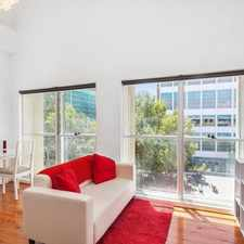 Rental info for Easy executive living a stroll to Darling Harbour in the Sydney area