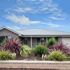 Rental info for Gorgeous Home in Great Location - Pets Negotiable! in the Adelaide area