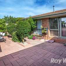 Rental info for PERFECTLY LOCATED THREE BEDROOM HOME in the Ringwood area