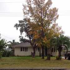 Rental info for Three bedroom house with shed & pets allowed