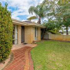 Rental info for Bottlebrush Beauty** HOME OPEN MONDAY 18TH SEPT 5:00PM TO 5:15PM **