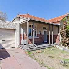 Rental info for Very Affordable Subiaco Cottage.
