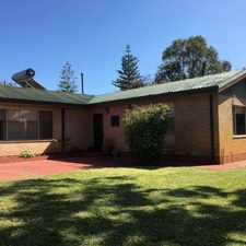 Rental info for Great Family Home, Close to All Amenities in the South Bunbury area