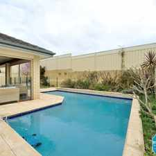 Rental info for PERFECT FOR SUMMER in the Perth area