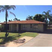 Rental info for Lovely 3x1 Home with a Pool & a Shed in the Hannans area
