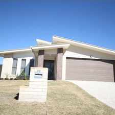 Rental info for Large 4 Bedroom Home - Security Screens - Air Conditioning in the Brisbane area