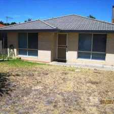 Rental info for NEAT AND COSY in the Lockyer area