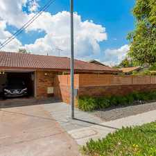 Rental info for WOW ON WATSON !!! ** HOME OPEN WEDNESDAY 13TH SEPTEMBER 5.30PM TO 5.45PM **