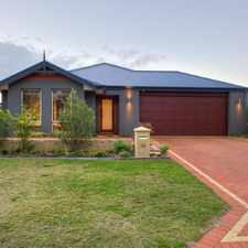Rental info for Absolutely Stunning Cambridge Estate in Abbey in the Busselton area