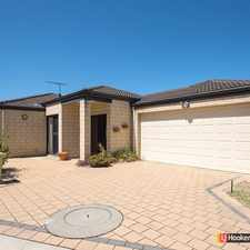 Rental info for GREAT LOCATION!!!!! in the Perth area