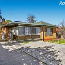 Rental info for Proud & Peaceful in the Bassendean area