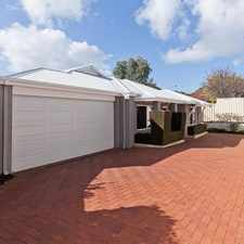 Rental info for Immaculate Family Home in the Willagee area